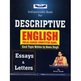 KD Publication [Descriptive English] by Neetu Singh