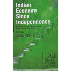 Academic Foundation [Indian Economy  Since Independence 29th Edition (English) Paperback] by Uma Kapila