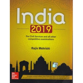 McGraw Hill Education -India 2019-(for civil services and all other competitive examinations) (English,Paperback) by Rajiv Mehrishi