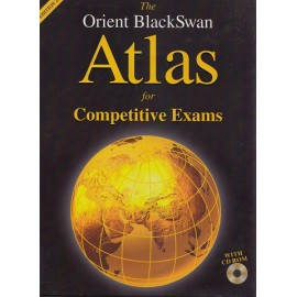 Orient BlackSwan [School Atlas 7th Edition English, Paperback] Free CD ROM