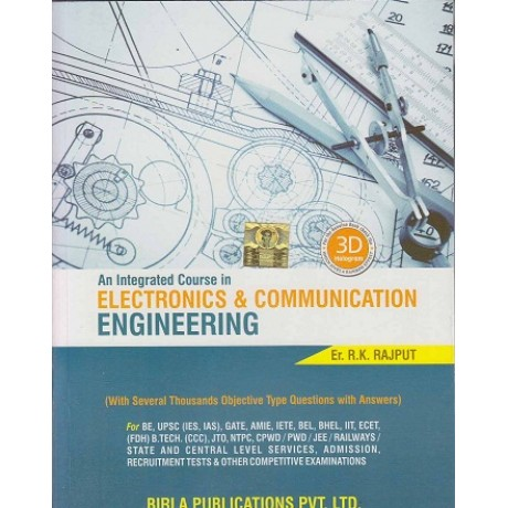 Birla Publications PVT LTD [An Integrated Course in Electronics & Communication Engineering (English), Paperback] by Er. R. K. Rajput