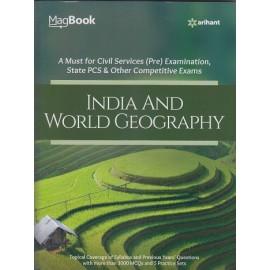 Arihant Publication PVT LTD [Magbook Indian & World Geography, (English) Paperback] by Prajwal Sharma