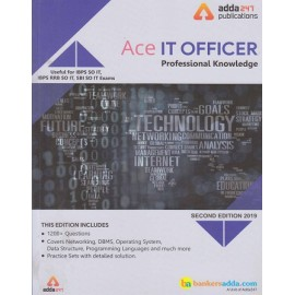 ADDA 247 PUBLICATIONS PVT LMT (  ACE IT OFFICER PROFESSIOAL KNOWLEDGE USEFUL FOR IBPS SO IT . IBPS RRB SO IT . SBI SO IT EXAMS 1200+ QUESTIONS  SECOND EDITION 2019 ENGLISH )
