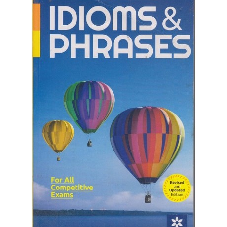 Arihant Publication PVT LTD [IDIOMS & PHRASES, Anglo-English  Paperback] by Roshan Tolani