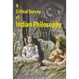 Motilal Banarasi Das Publication ( A Critical Survey of Indian Philosophy edition English  ) by  Chandradhar sharma