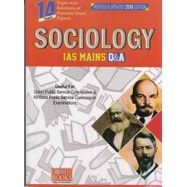 Chronicle  Publication [UPSC Sociology Mains Question and Answer Revised Edition 2019 (Eng.) Paperback] Editor - N. N. Ojha