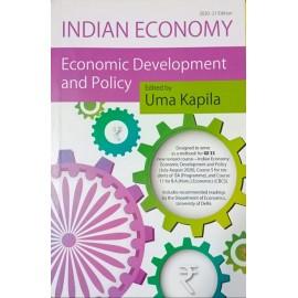 Academic Foundation [Indian Economy (Economic Development and Policy) (English) Paperback] by Uma Kapila