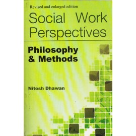 Bharat Book Centre [Social Work Perspectives Philosophy & Methods (English), Paperback] by Nitesh Dhawan