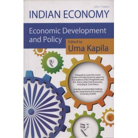 Academic Foundation [Indian Economy (Economic Development and Policy) (English) Paperback] by Uma Kapila