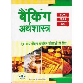 ACERO Publication [Banking Arthshastra (Banking Economic), (Hindi), Paperback] by Amit Niranjan Sinha