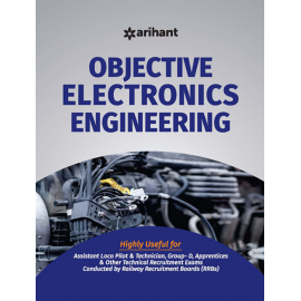 Arihant Publication - Objective Electronics Engineering (English, Paperback) by Arihant Expert Team