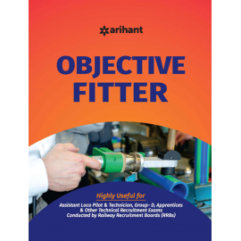 Arihant Publication – Objective Fitter (English, Paperback) by Arihant Expert Team