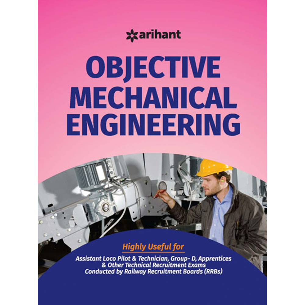 Arihant Publication - Objective Mechanical Engineering (English, Paperback) by Arihant Expert Team