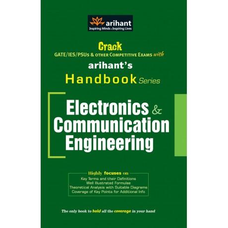 Arihant Publication PVT LTD [Crack GATE/IES/PSUs Handbooks Series Elcectronics & Communication Engineering (English), Paperback] by Er. Ankit Goel