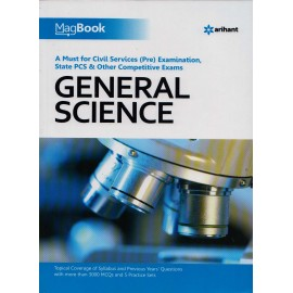 Arihant Publication PVT LTD [Magbook General Science (English) Paperback] by Sanubia, Saleha Parvez, Atique Hassan