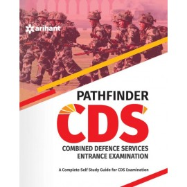 Arihant Publication PVT LTD [Pathfinder CDS (A Complete Self Study Guide for CDS Examination) (English) Paperback] by Arihant Expert Team