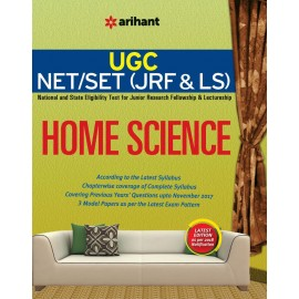 Arihant Publication PVT LTD [UGC NET/JRF/SLET Home Science Paper - II & III Single Edition (English, Paperback)] by Shuchi Rastogi