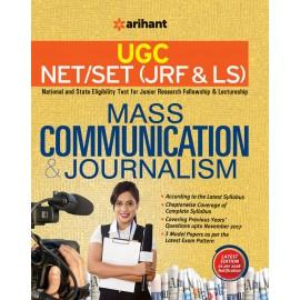 Arihant Publication PVT LTD [UGC NET/JRF/SLET (Mass Communication & Journalism) Paper - II  Single Edition  (English, Paperback)] by Atul Udaipuria & Nitesh Kumar Singh