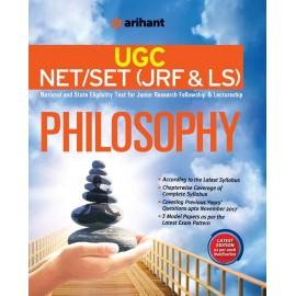 Arihant Publication PVT LTD [UGC NET/JRF/SLET Philosophy Paper - II & III  (English, Paperback)] by Chetna Gupta
