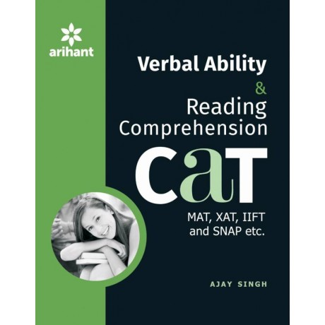 Arihant Publication [Verbal Ability & Reading Comprehension CAT MAT, XAT, IIFT and SNAP etc] by Ajay Singh