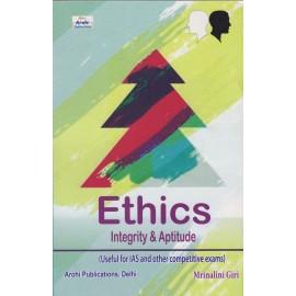 Arohi Publications [Ethics, Integrity & Aptitude (English), Paperback] by Mrinalini Giri