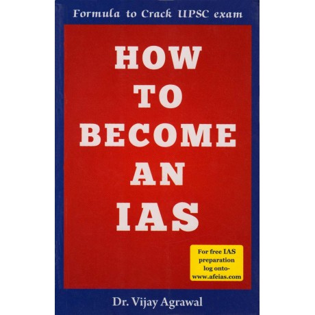 Benten Publication [How to Become an IAS (English), Paperback] by Dr. Vijay Agarwal
