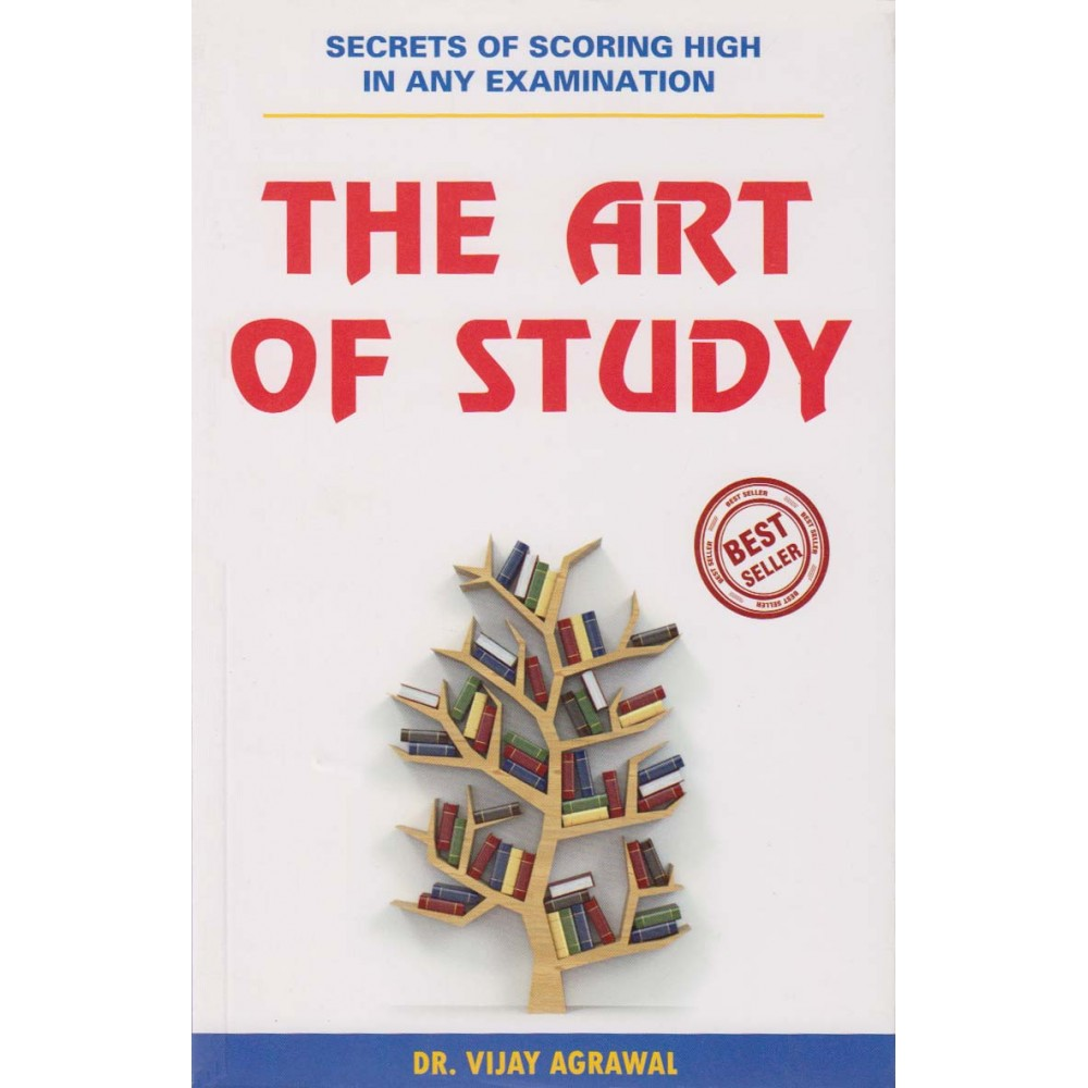 Benten Publication [The Art of Study (English), Paperback] by Dr. Vijay Agarwal
