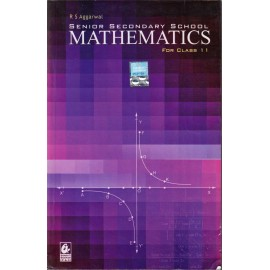 Bharati Bhawan Publication [Senior Secondary School Mathematics for Class 11 (English), Paperback] by R. S. Aggarwal