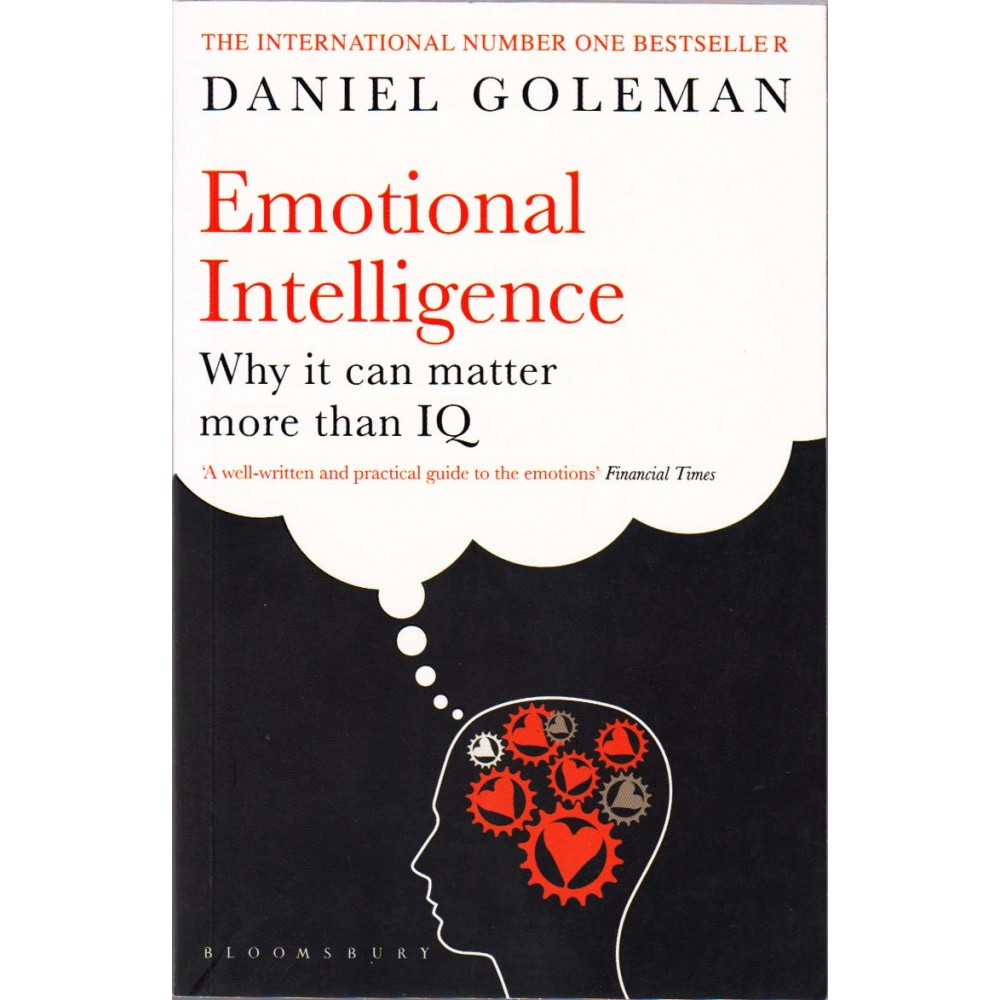 Bloomsbury [Emotional Intelligence Why it can matter more than IQ (English), Paperback] by Daniel Goleman