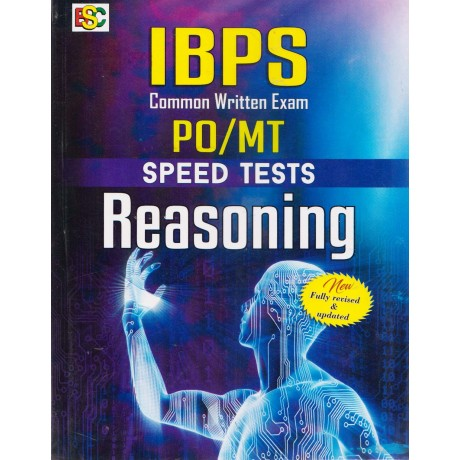 BSC - IBPS PO/MT Speed Tests Reasoning (English, Paperback)