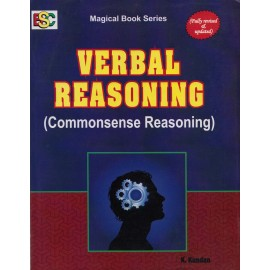 BSC Publication [A Magical Book Series Verbal Reasoning (Commonsense Reasoning) (English) Paperback] by K. Kundan