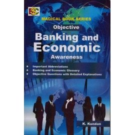 BSC Publication [Objective Banking and Economic Awareness (English) Paperback] by K. Kundan