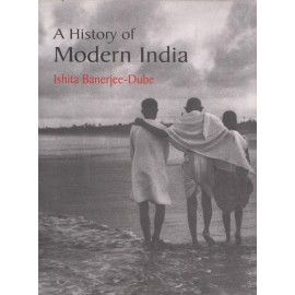Cambridge University Press [A History of Modern India (English) Paperback] by Ishita Banerjee Dube