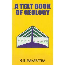 CBS Publishers & Distributors PVT LTD [Text Book of Geology (English), Paperback] by G.B. Mahapatra