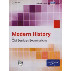 Cengage Learning's [Modern History for Civil Services Examinations (English), Paperback] by Cengage Team