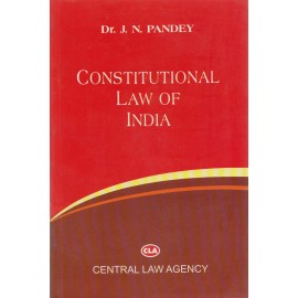 Central Law Academy [Constitutional Law of India, Paperback] by Dr. J. N. Pandey