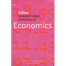Collins Publication [Internet-Linked Dictionary of Economics (English), Paperback] by Dr. Christopher Pass