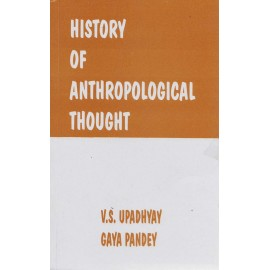 Concept Publishing Company [History of Anthropological Thought (English), Paperback] by Gaya Pandey and V. S. Upadhyay