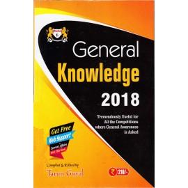 Dhankar Publication [General Knowledge 2018 Get Free Web Support (English), Paperback] by Tarun Goyal