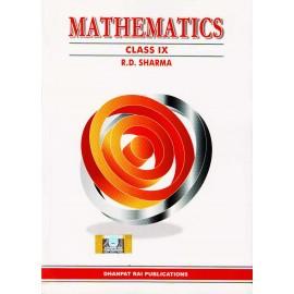 Dhanpat Rai Publications [Mathematics Class - X (English) Paperback] by R.D. Sharma