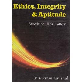 Elvek Publishers [Ethics, Integrity & Aptitude (English) Paperback] by Er. Vikram Kaushal