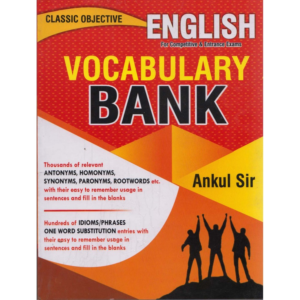 English Vocabulary for oll exam (English, Paperback) by Ankul Sir