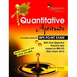 FlaminGO Publication [Quantitative Aptitude (English) Paperback] by Sajeev Sharma