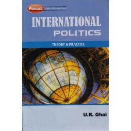 Fortune Publication [International Politics Theory & Practice (English), Paperback] by U. R. Ghai