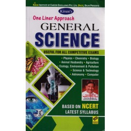General Science One Liner Approach Based on NCERT (English, Paperback)