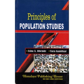 Himalaya Publishing House [Principles of Population Studies (English), Paperback] by Asha A. Bhende & Tara Kanitkar