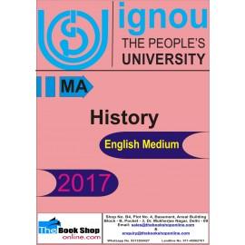 IGNOU - History MA (English) Printed