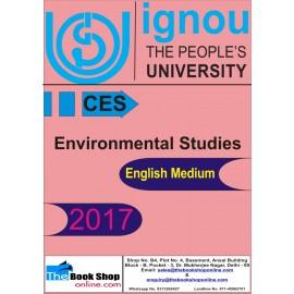 IGNOU - Environmental Studies (CES) (English) Printed