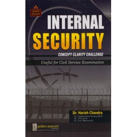 Internal Security Concept Clarity Challenge (English, Paperback) by Dr. Harish Chandra