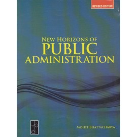 Jawahar Publishers and Distributors [New Horizon of Public Administration (English) Paperback] by Mohit Bhattacharya